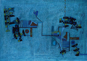 Composition XXIII-07 50x70cm
