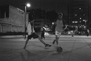 Futbolito de plaza