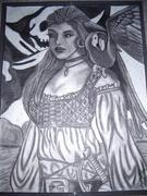 Pirate Princess Full Body Shot