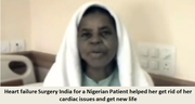 Heart failure surgery India for a Nigerian patient helped her get rid of her cardiac issues and get new life