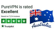 PureVPN Reviews from Australian Users on Trust Pilot
