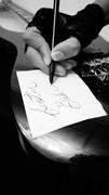 DIA 8 UN AUTOGRAFO DE Justin Beiber por Yenny Makerly