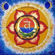 Swadhisthana Chakra -Center of Creativity