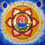 Swadhisthana Chakra -Center of Creativity