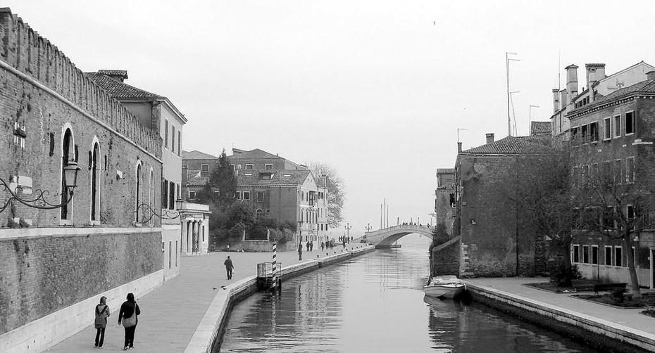 Primavera en Venecia