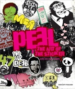 peel art of the sticker book