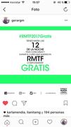 Captura de pantalla #RMTF2017Gratis