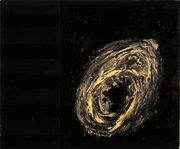 Pintura C, óleo sobre tela, 10''x12'', 1990
