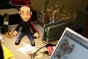 Steven Jobs and ME :) 0928cc