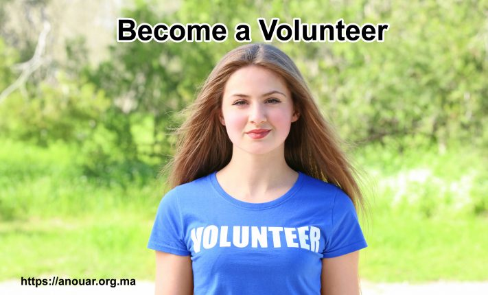 Become a Volunteer and Live with the Spirit of Giving