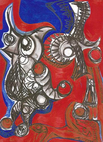 """""""Mirador"""" (2004) Serie:""""Guardianes"""""""
