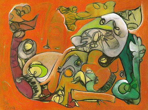 """""""El descanso"""" (2004)"""