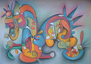 """Caballo de fantasìa"" (2009)"
