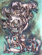 """""""El àrbol de los recuerdos"""" (2008) Serie: """"De despedidas y reencuentros"""""""