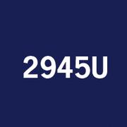 2945u