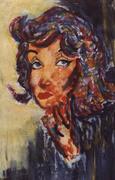 3-Marlene Dietrich por Carmen Luna