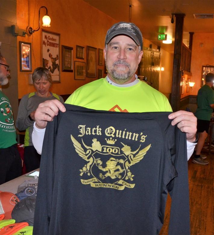 Jack Quinn's Running Club, Winter 2019