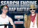 Search Engine Rap Battle