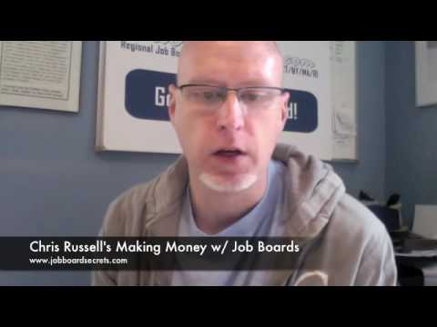 Making Money with Job Boards
