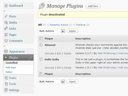 WordPress for Blogging Part 15: How to Install WordPress Plugins