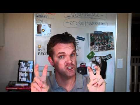 What Is Your Recruiter Magic Bullet? [Inbound Recruiter Training]