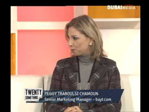 Get Yourself Promoted: How to Move up the Career Ladder with Peggy Traboulsi Chamoun from Bayt.com