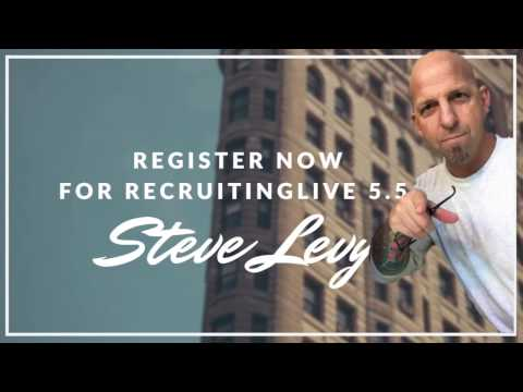 This Friday on RecruitingLive Steve Levy