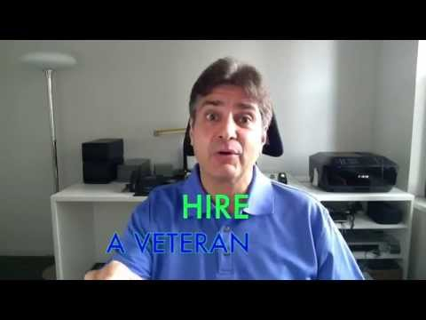Hiring A Veteran Makes Economic Sense!