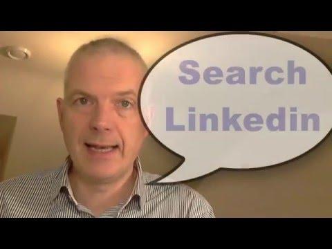 Free Linkedin Search Tool