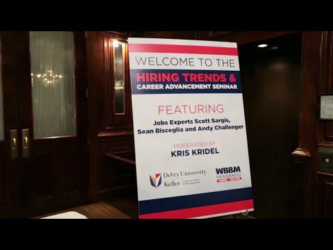 Hiring Trends & Career Advancement Seminar