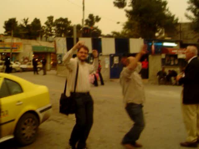 Dance in Ramallah