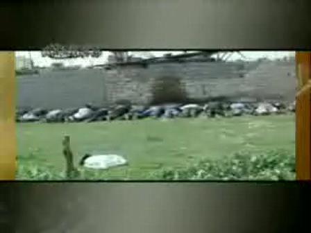 Hamas Members Execute Fatah Members in Gaza