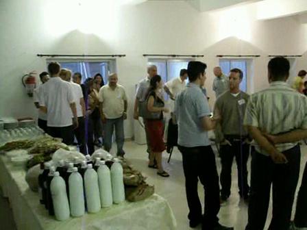 MEPEACE Interfaith Dinner - September 11, 2009