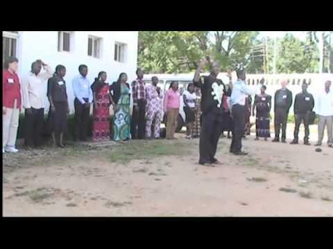 Nigeria Interfaith Dialogue - 2010 - Morning Circle (10 min)