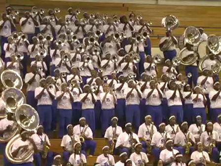 Tennessee State vs Southern (2008) - Battle of the Bands - Pt. 4
