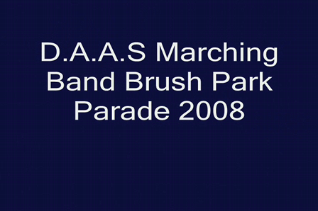 D.A.A.S.- Morris Brown Parade