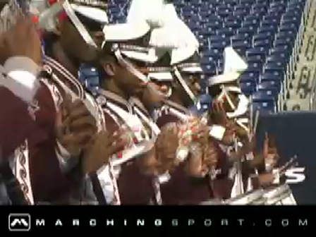 Stick Control - Texas Southern (2007) - Funk Train