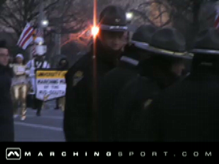 Marchingsport Inauguration Coverage - UAPB