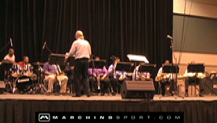 Alcorn State Jazz Band @ The Alcorn Jazz Festival 3