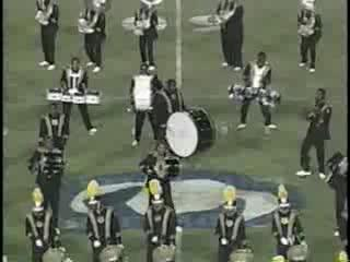 Grambling Band in Dallas 2003