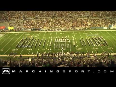 MarchingsportHD - Jackson (2009) - Halftime Show Pt. 3