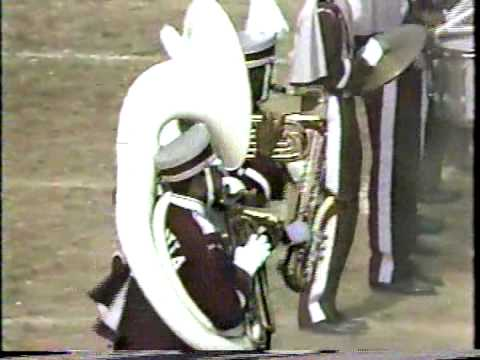 Virginia Union - Halftime 1988 (VSU Game)