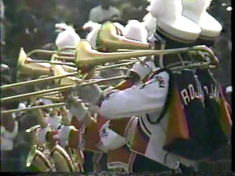 VSU - Halftime 1988 (Virginia Union Game)
