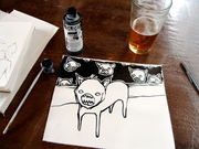 draw nights/paint jams