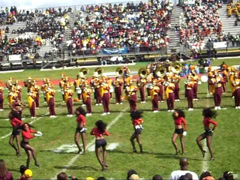 Central State University IMM Homecoming Field Show 2009