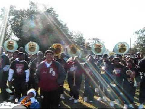 PINE BLUFF HIGH VS DOLLARWAY UAPB HOMECOMING 2009