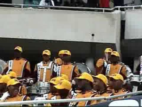 Central State University Drumline 08