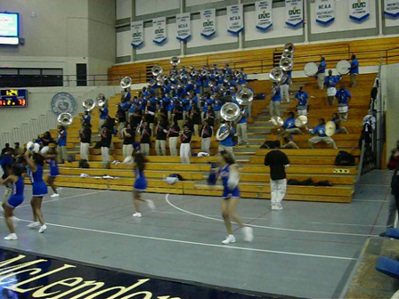 tnsu pep band 2010 - the show