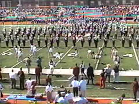 Texas Southern Halftime Show vs Howard 2002
