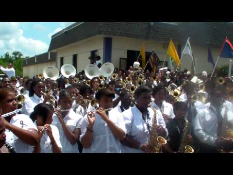 New Orleans All-Stars Band TOTAL PRAISE & MISSING YOU